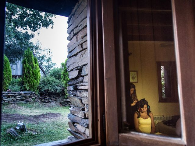 La boda de Roberto y Sara en Campillo De Ranas, Guadalajara 4