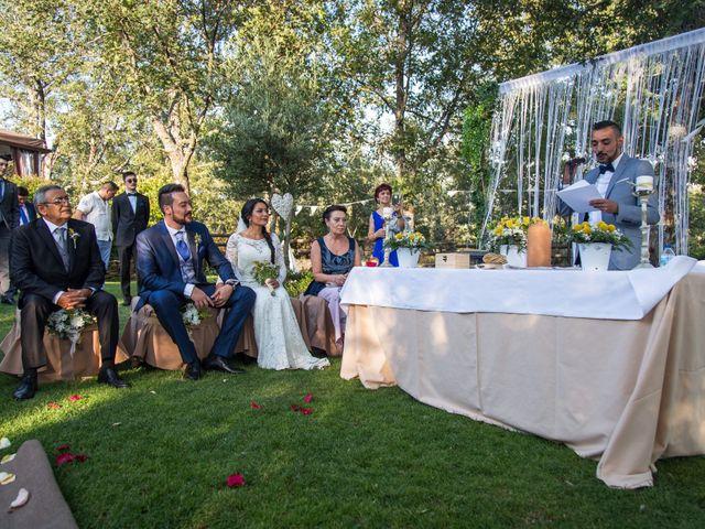 La boda de Roberto y Sara en Campillo De Ranas, Guadalajara 20