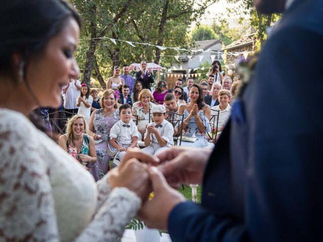 La boda de Roberto y Sara en Campillo De Ranas, Guadalajara 24