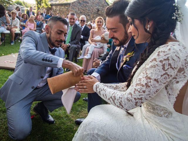La boda de Roberto y Sara en Campillo De Ranas, Guadalajara 25