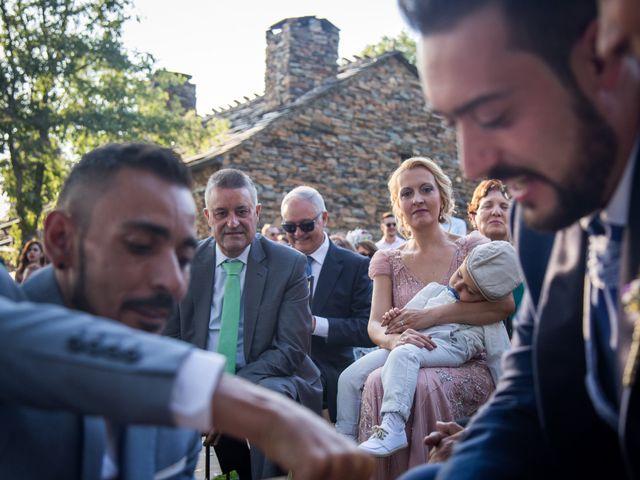 La boda de Roberto y Sara en Campillo De Ranas, Guadalajara 26