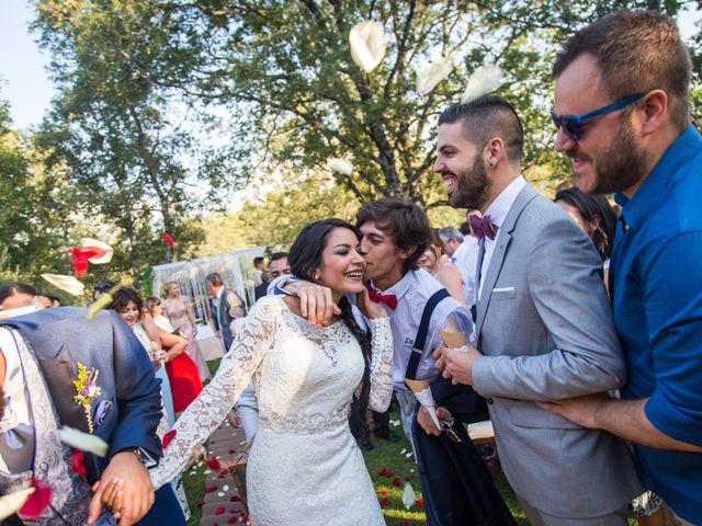 La boda de Roberto y Sara en Campillo De Ranas, Guadalajara 28