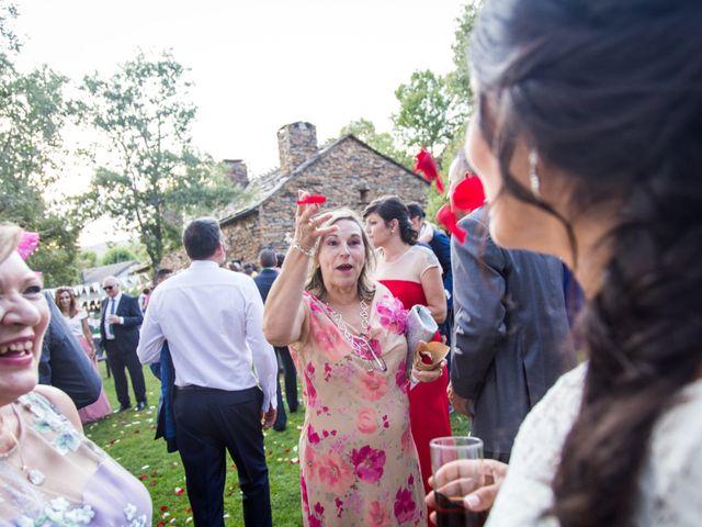 La boda de Roberto y Sara en Campillo De Ranas, Guadalajara 29