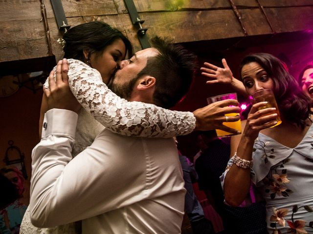 La boda de Roberto y Sara en Campillo De Ranas, Guadalajara 47