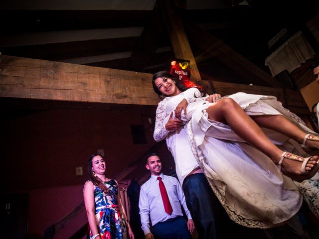 La boda de Roberto y Sara en Campillo De Ranas, Guadalajara 51