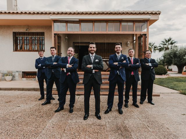 La boda de Ricardo y Nadia en Alacant/alicante, Alicante 12