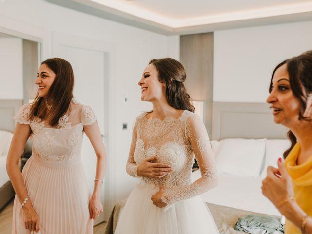 La boda de Ricardo y Nadia en Alacant/alicante, Alicante 17