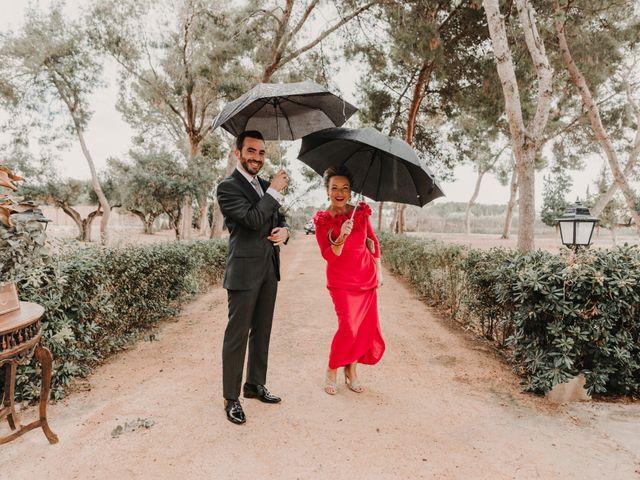 La boda de Ricardo y Nadia en Alacant/alicante, Alicante 23