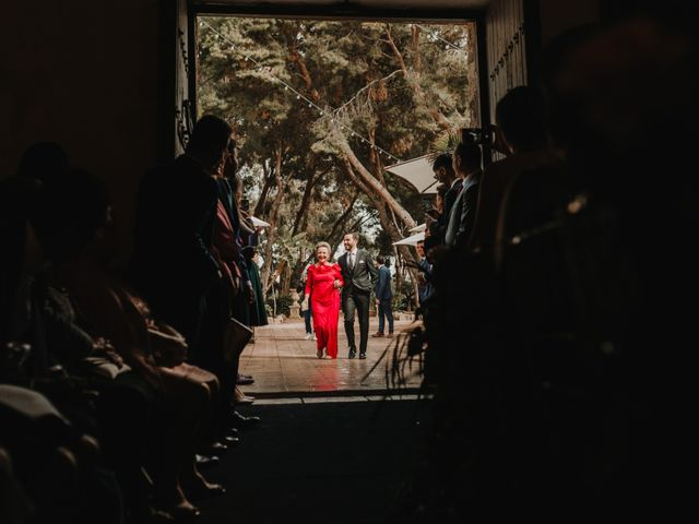La boda de Ricardo y Nadia en Alacant/alicante, Alicante 24