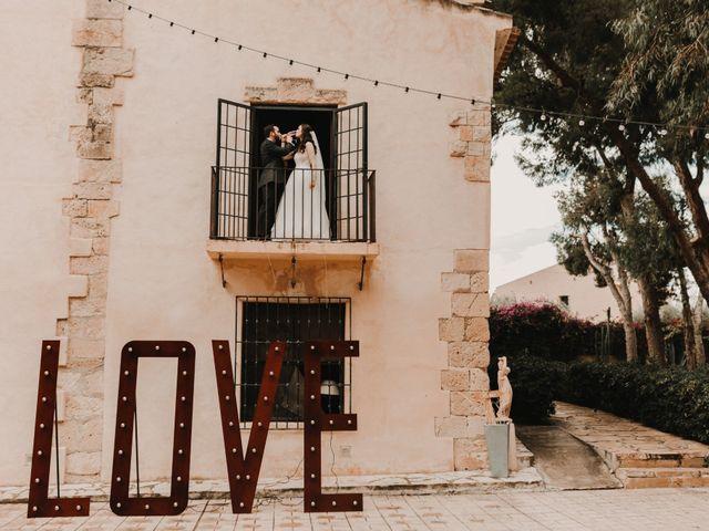 La boda de Ricardo y Nadia en Alacant/alicante, Alicante 39