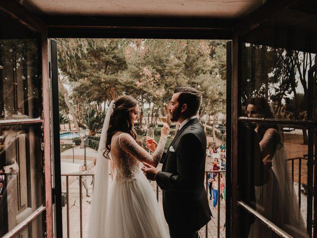 La boda de Ricardo y Nadia en Alacant/alicante, Alicante 40