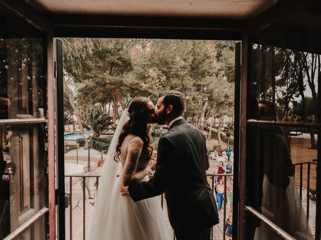 La boda de Ricardo y Nadia en Alacant/alicante, Alicante 41