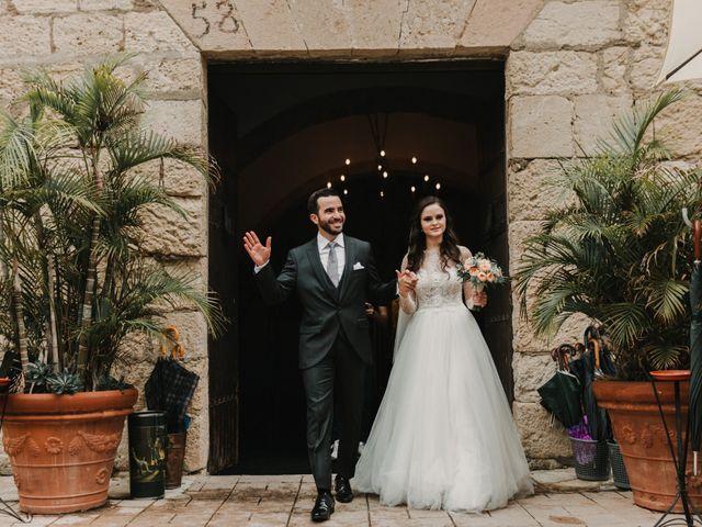 La boda de Ricardo y Nadia en Alacant/alicante, Alicante 42