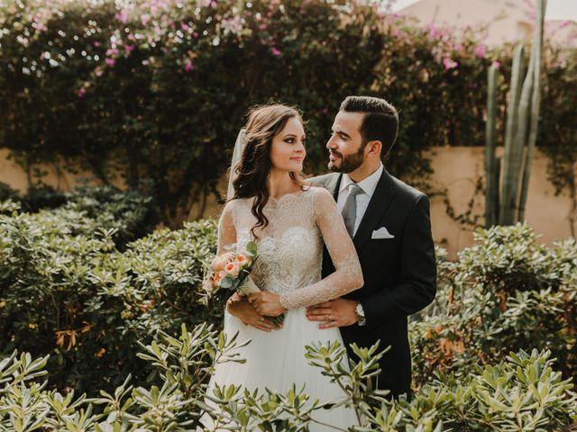 La boda de Ricardo y Nadia en Alacant/alicante, Alicante 43