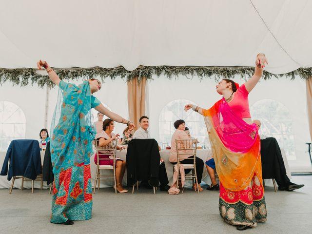 La boda de Ricardo y Nadia en Alacant/alicante, Alicante 54