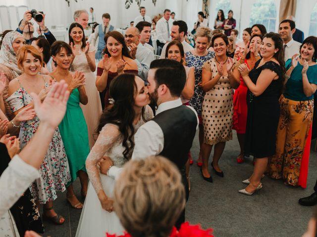 La boda de Ricardo y Nadia en Alacant/alicante, Alicante 56