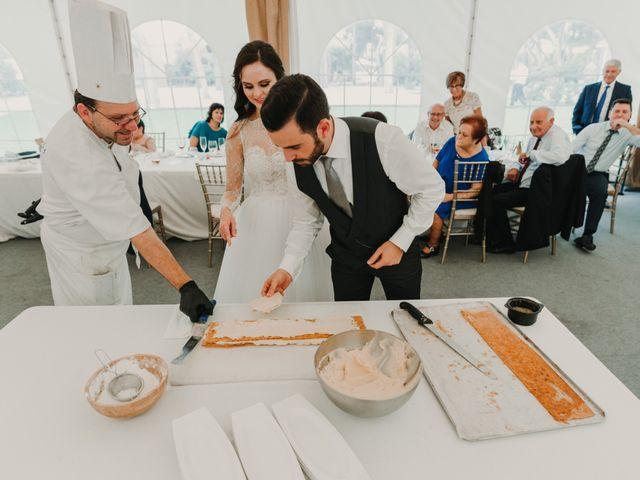 La boda de Ricardo y Nadia en Alacant/alicante, Alicante 58
