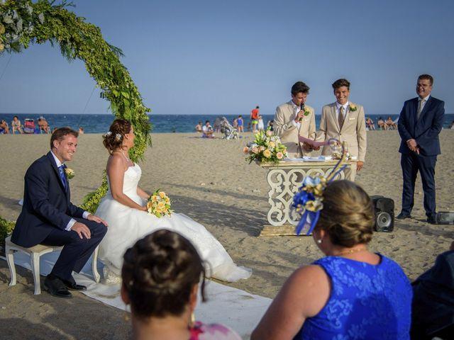 La boda de Miguel Angel y Sara en Vera, Almería 2