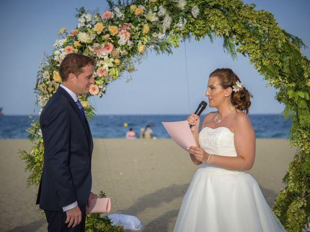 La boda de Miguel Angel y Sara en Vera, Almería 6