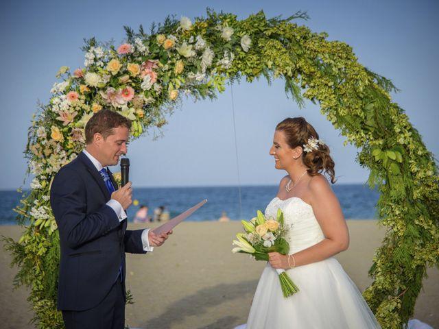 La boda de Miguel Angel y Sara en Vera, Almería 8