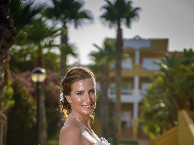 La boda de Miguel Angel y Sara en Vera, Almería 13