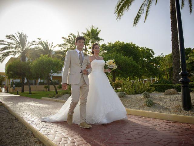 La boda de Miguel Angel y Sara en Vera, Almería 15
