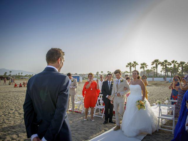 La boda de Miguel Angel y Sara en Vera, Almería 16