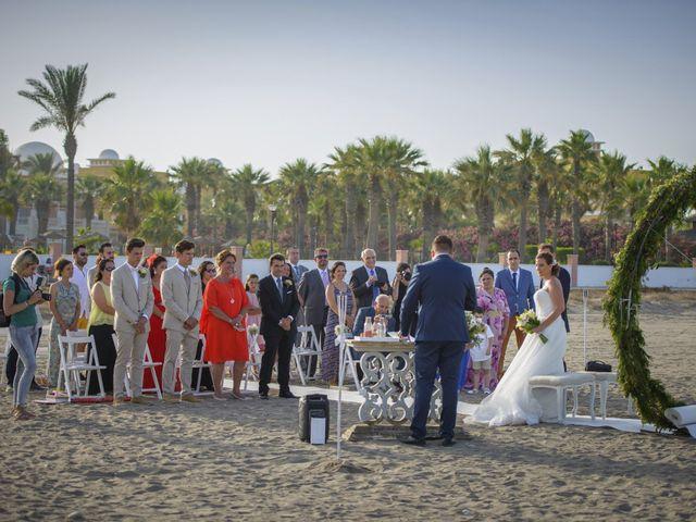 La boda de Miguel Angel y Sara en Vera, Almería 17