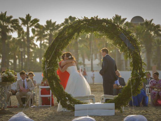 La boda de Miguel Angel y Sara en Vera, Almería 20