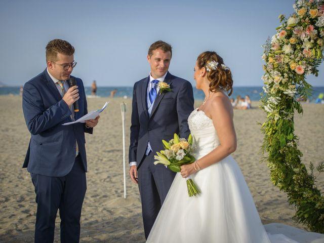 La boda de Miguel Angel y Sara en Vera, Almería 22