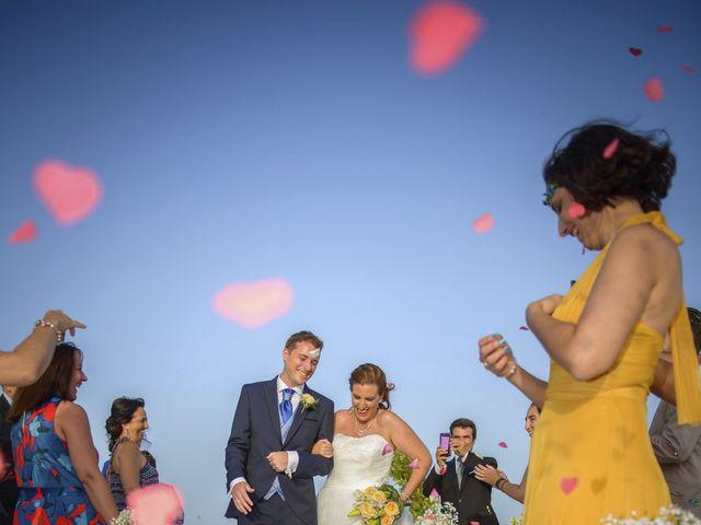 La boda de Miguel Angel y Sara en Vera, Almería 26