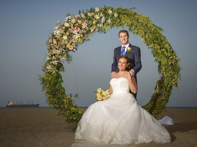 La boda de Miguel Angel y Sara en Vera, Almería 1