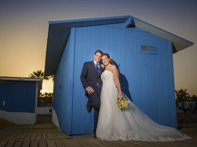 La boda de Miguel Angel y Sara en Vera, Almería 30