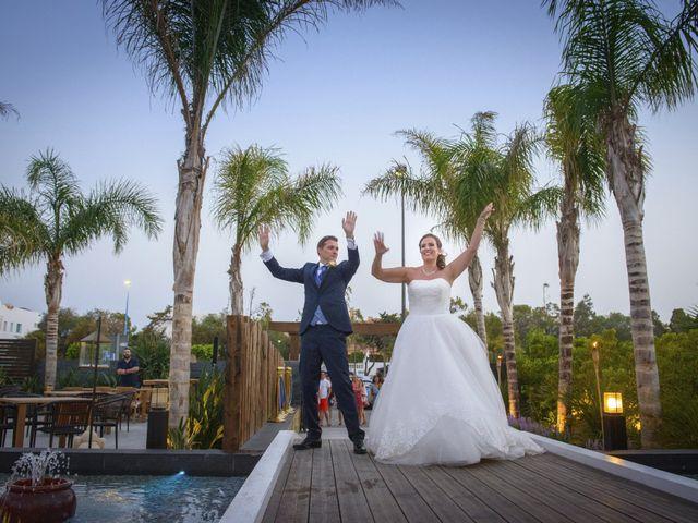 La boda de Miguel Angel y Sara en Vera, Almería 33