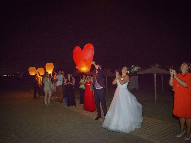 La boda de Miguel Angel y Sara en Vera, Almería 37