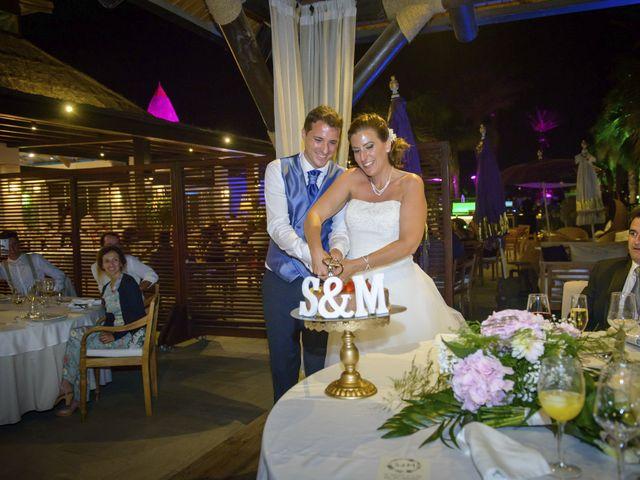 La boda de Miguel Angel y Sara en Vera, Almería 38