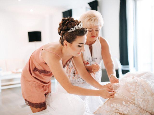 La boda de Jose y Alesia en Alhama De Almeria, Almería 39