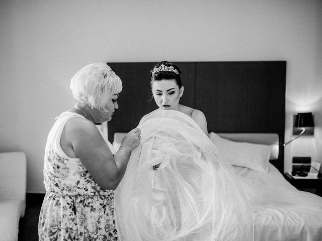 La boda de Jose y Alesia en Alhama De Almeria, Almería 41