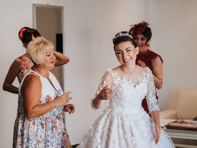 La boda de Jose y Alesia en Alhama De Almeria, Almería 48