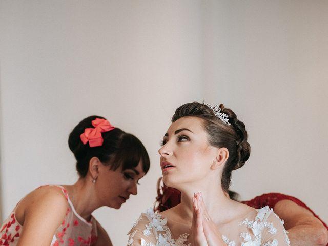 La boda de Jose y Alesia en Alhama De Almeria, Almería 51