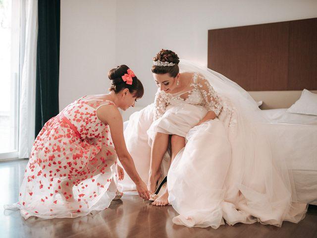 La boda de Jose y Alesia en Alhama De Almeria, Almería 54