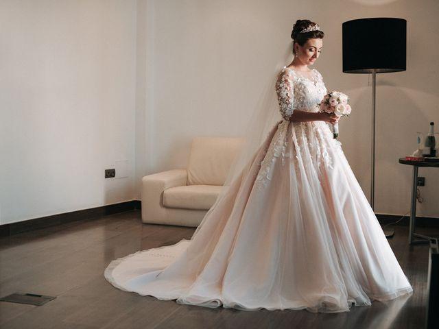 La boda de Jose y Alesia en Alhama De Almeria, Almería 57