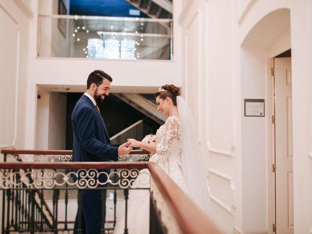 La boda de Jose y Alesia en Alhama De Almeria, Almería 67