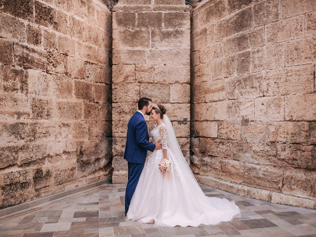 La boda de Jose y Alesia en Alhama De Almeria, Almería 77