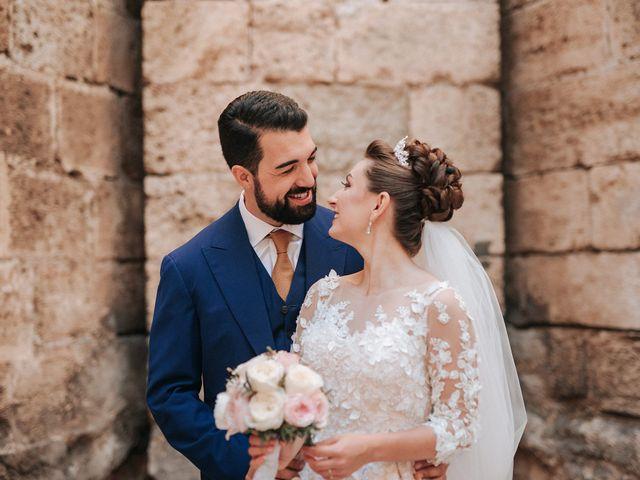 La boda de Jose y Alesia en Alhama De Almeria, Almería 78