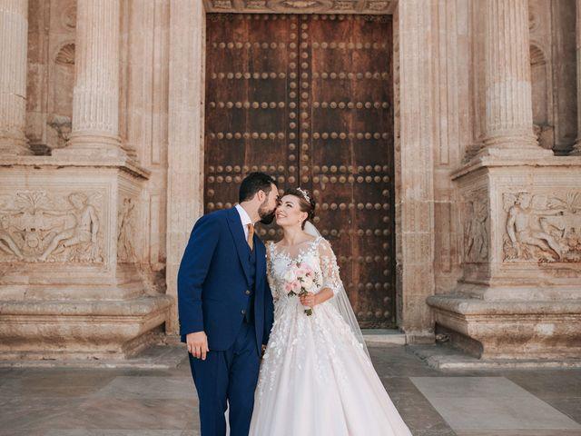 La boda de Jose y Alesia en Alhama De Almeria, Almería 82