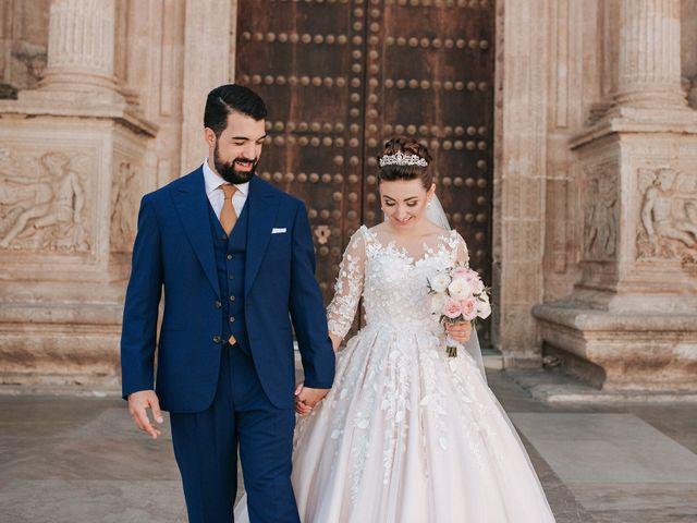 La boda de Jose y Alesia en Alhama De Almeria, Almería 83