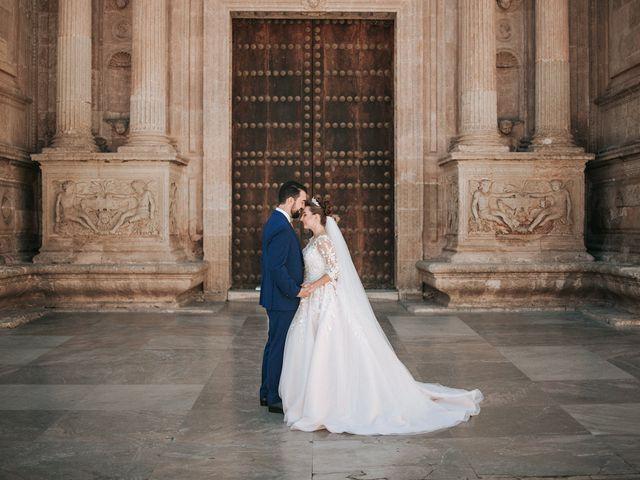 La boda de Jose y Alesia en Alhama De Almeria, Almería 85
