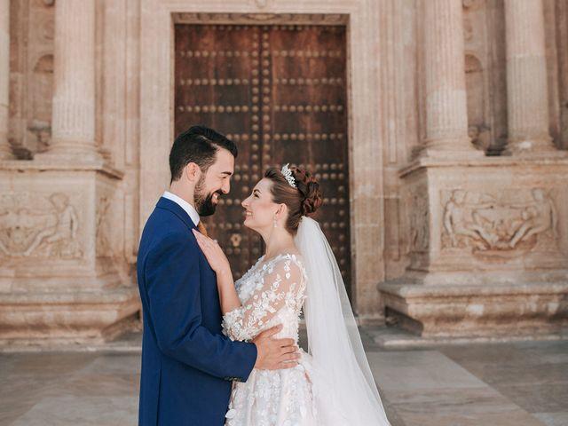 La boda de Jose y Alesia en Alhama De Almeria, Almería 86