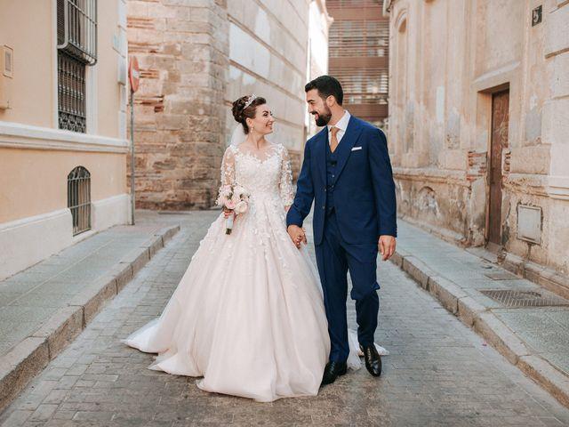 La boda de Jose y Alesia en Alhama De Almeria, Almería 87